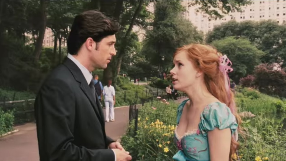 Patrick Dempseys Enchanted 2 Update Will Gives Fans Hope That The