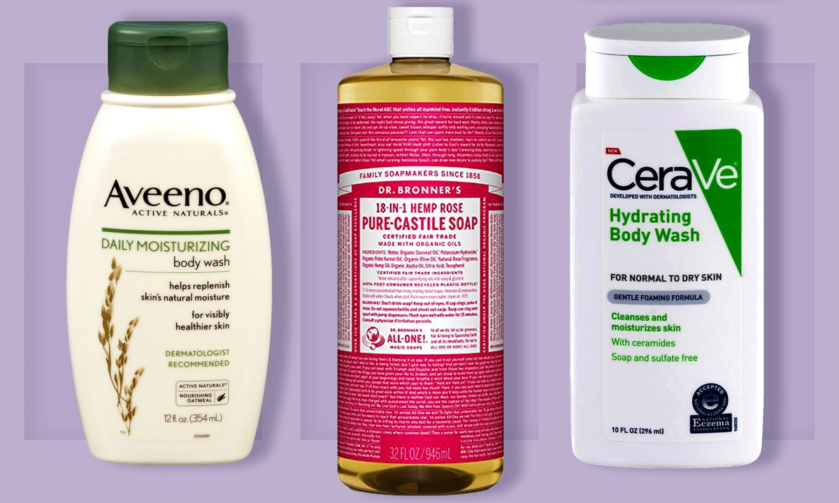 The 3 Best Cleansing Body Washes