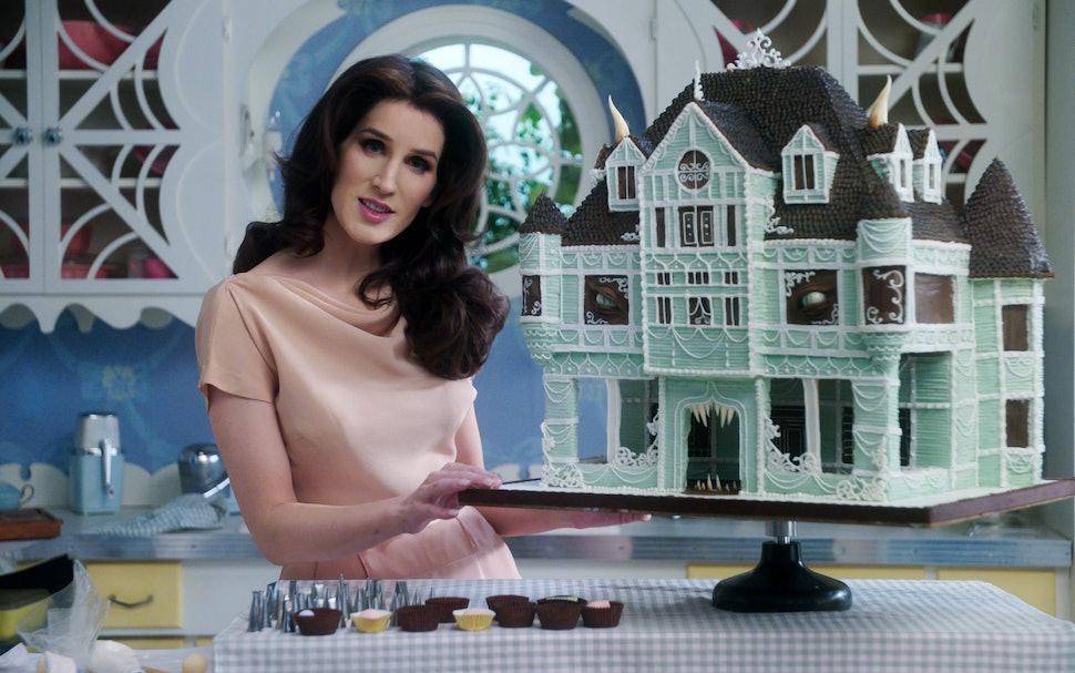 The Curious Creations of Christine McConnell- ένα επιδόρπιο παλάτι στα γρήγορα!