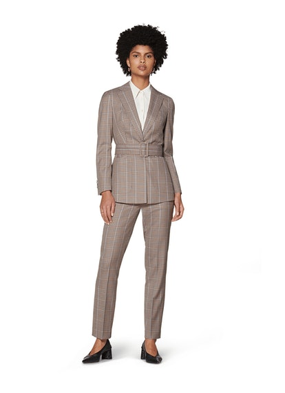 Cameron Belted Suit
