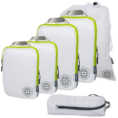 Tripped Travel Gear Packing Cubes (6 Pack)