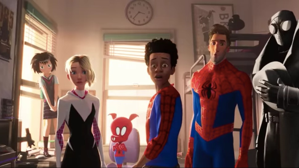 Why 'Spider-Man: Into The Spider-Verse' Isn't Just For Marvel