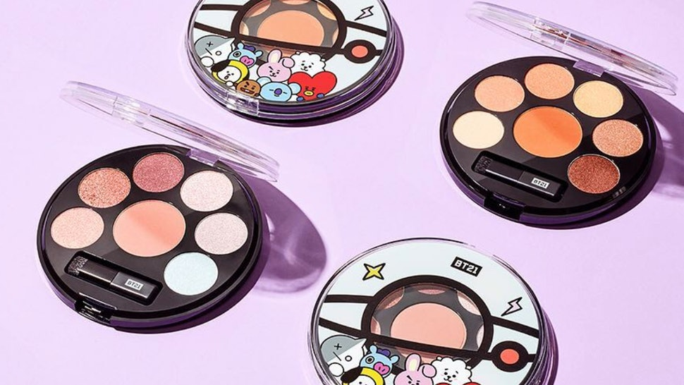 Where Can You Buy The BTS x VT Cosmetics Makeup Collection? It's Peak K-Beauty Cuteness