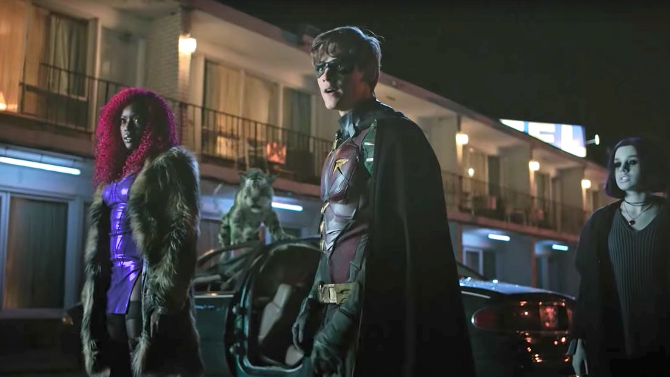 Will Titans Be On Netflix Heres How To Watch Dc -8519