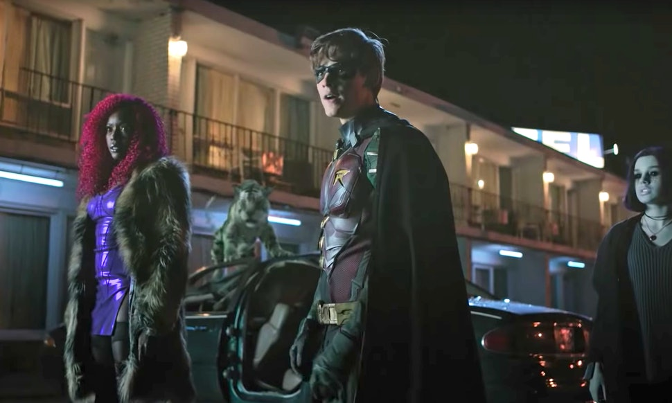 Will Titans Be On Netflix Heres How To Watch Dc -2861