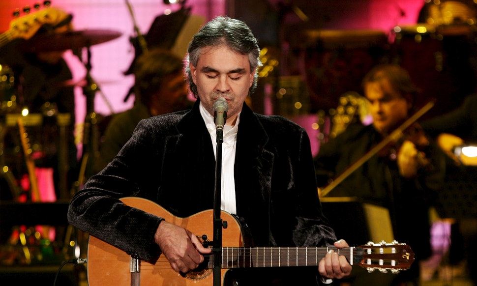 Who Is Singing At Princess Eugenies Wedding Andrea Bocelli Is