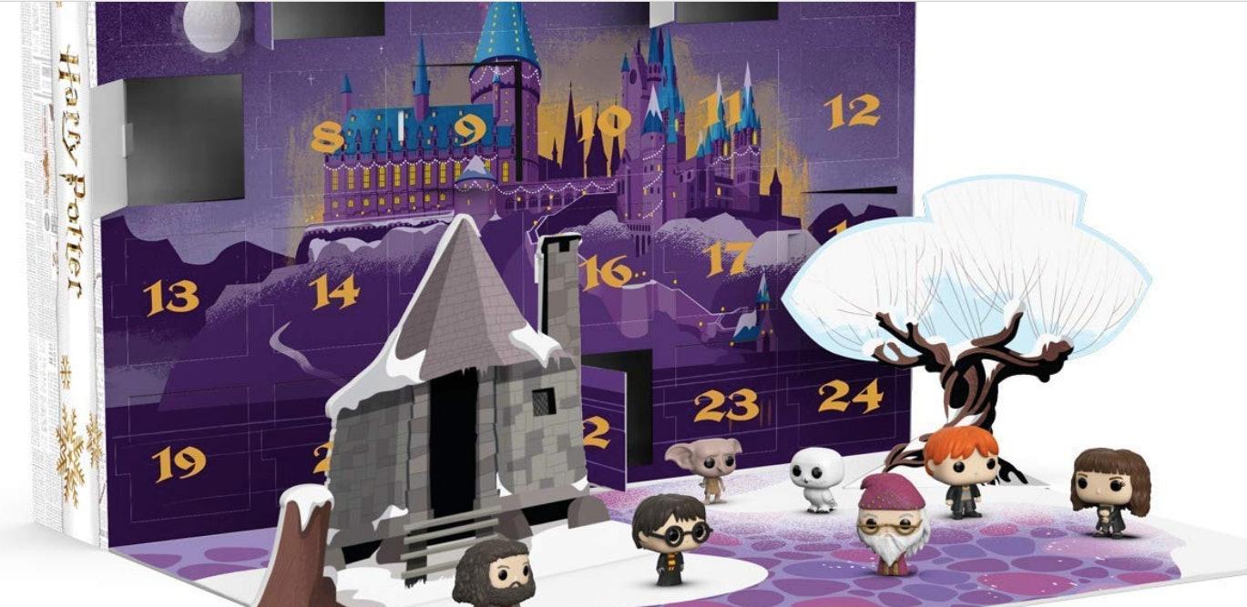 NEW FUNKO POP Mini Harry Potter Advent DOBBY with Sock