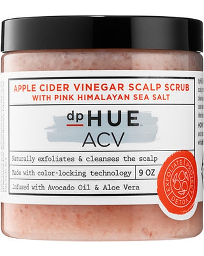 Apple Cider Vinegar Scalp Scrub With Pink Himalayan Sea Salt