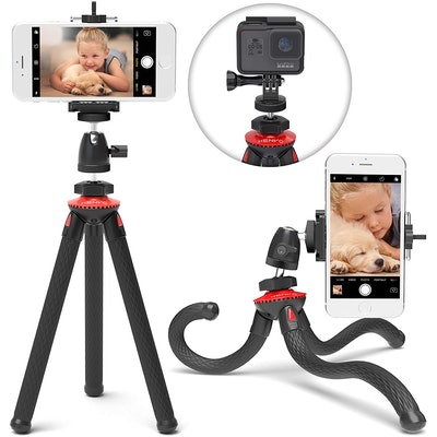 Xenvo SquidGrip Cell Phone Tripod