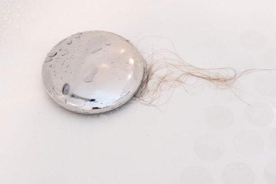 Tub Flo Hair Catcher
