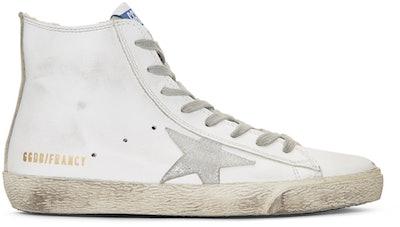 High-Top Fancy Sneakers