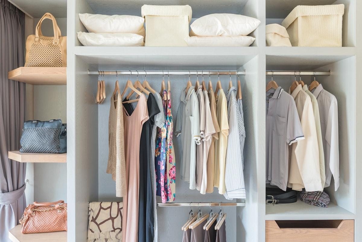 5 Genius IKEA Storage Hacks For Your Closet