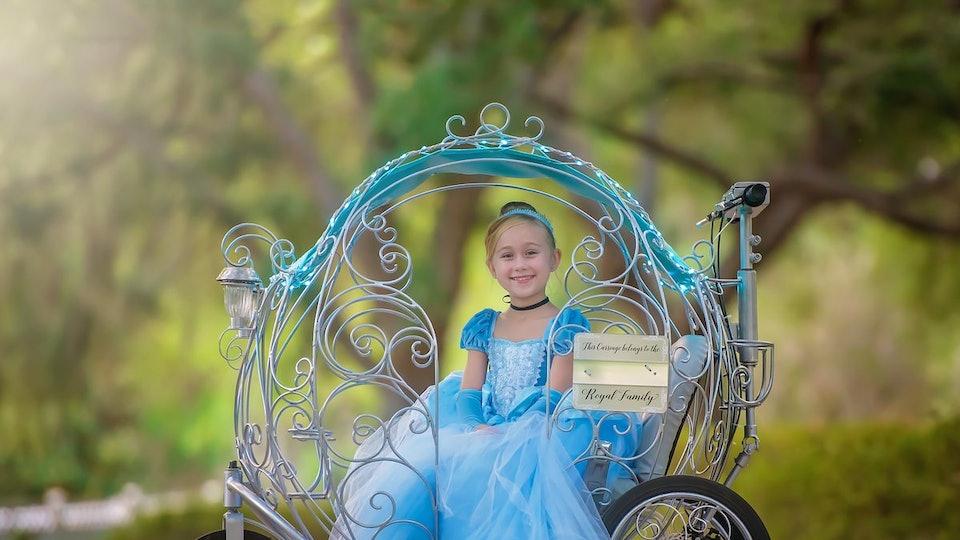 e42abd7747 Disney World s Cinderella Carriage Strollers Will Make All Your  Bibbidi-Bobbidi-Boo Dreams Come True