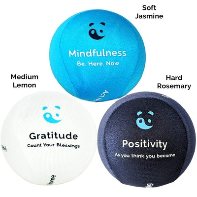3X Mindfulness Stress Ball
