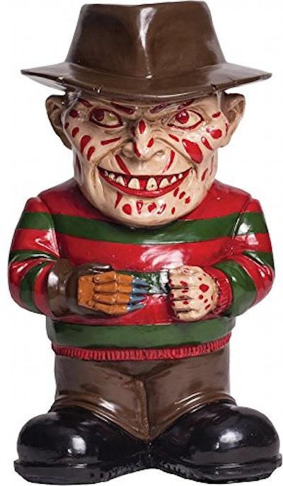 Morbid Enterprises Freddy Krueger Lawn Gnome