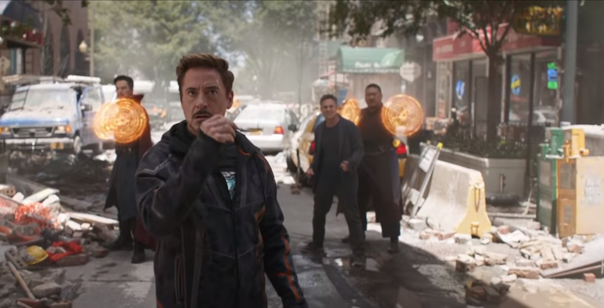 This Mysterious 'Avengers 4' Wrap Photo Has Twitter Spinning Some Wild Fan Theories About What It All Means