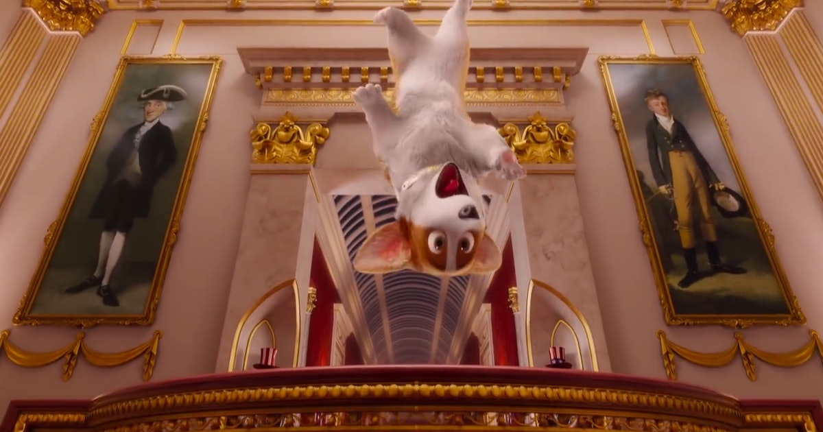 There S A New Movie About The Queen S Corgis Amp You Have To