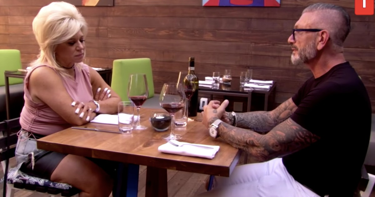 Theresa & Larry Caputo Relationship Updates Show The Former 'Long Island Med...
