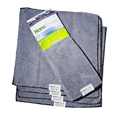 Life Miracle Nano Towels(Set of 4)