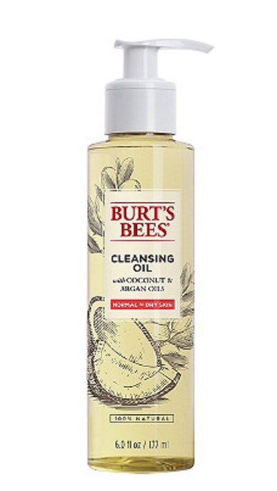 Burt's Bees Buy One, Get One 40% Off // Facial Cleansing Oil