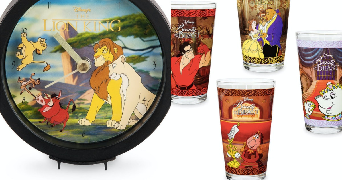 Disney's New '90s Flashback Collection Honors Movies Of The Decade On Journals, ...