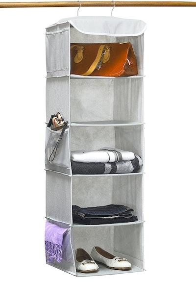 SimpleHousewares Hanging Closet Organizer