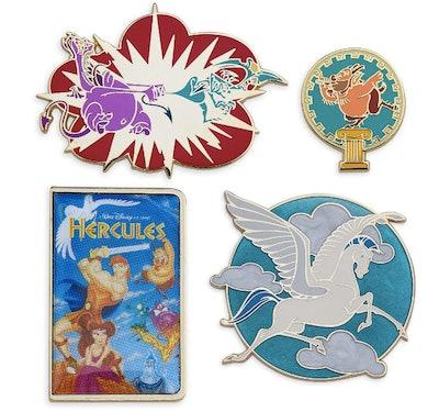 Hercules Pin Set