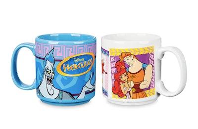 Hercules 2-Piece Mug Set