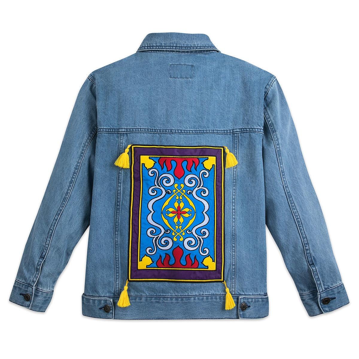 Aladdin Denim Jacket - Oh My Disney