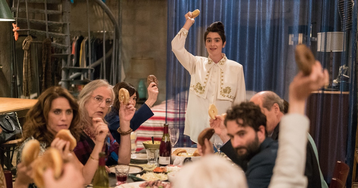 'Transparent' Is Officially Ending After Season 5 & It's Going Out With A Mu...