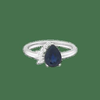 Pear Cut Ring