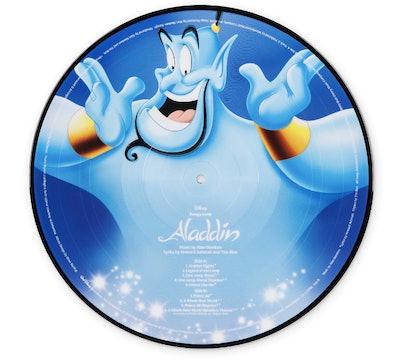 Aladdin Picture Disc Vinyl LP Record