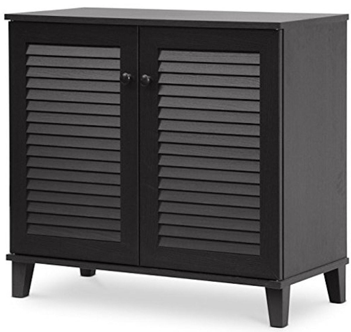 Baxton Studio Coolidge Shoe-Storage Cabinet