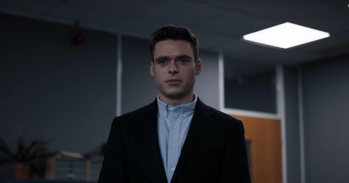 Netflix's 'Bodyguard' Trailer Puts Richard Madden, AKA Robb Stark, In A New Mara...