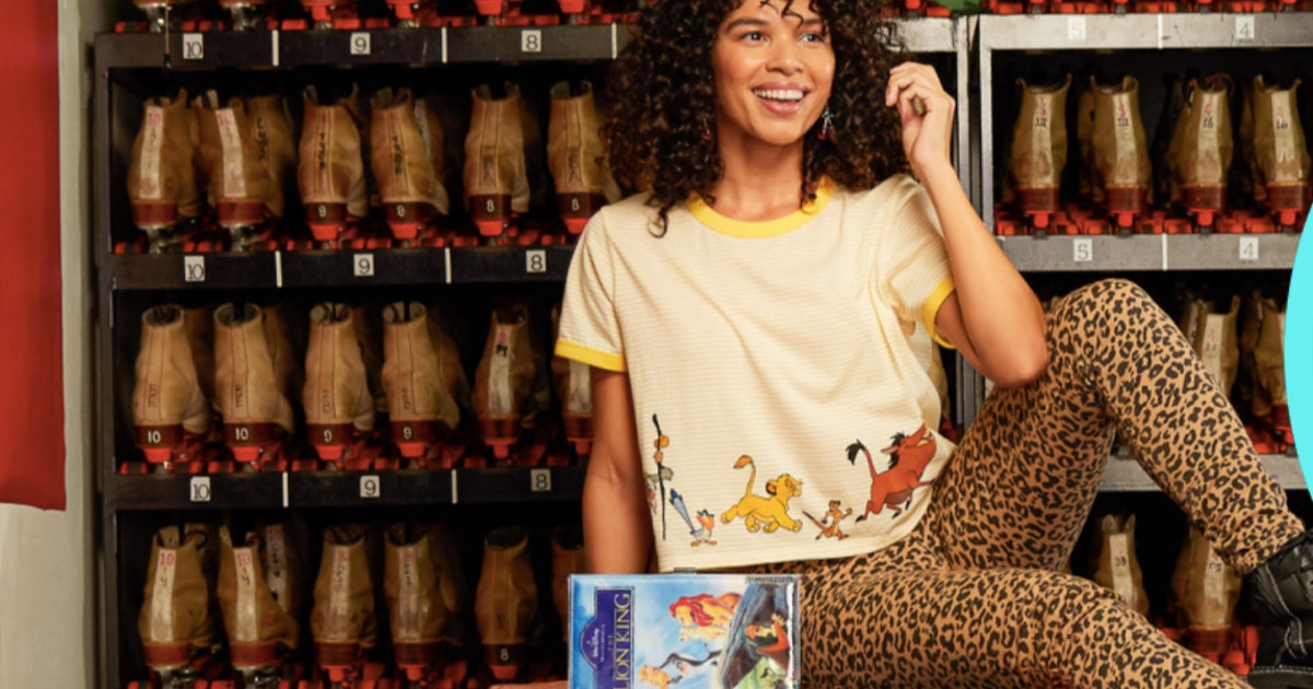 Where To Buy The Oh My Disney '90s Flashback Collection To Bask In Your Childhoo...