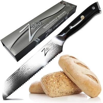 Zelite Infinity 8-Inch Bread Knife