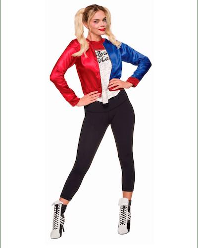 Adult Harley Quinn Kit