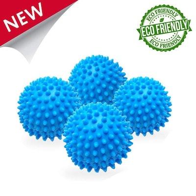 AKEfit Laundry Dryer Balls (Set of 4)