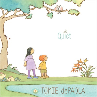 'Quiet' by Tomie dePaola