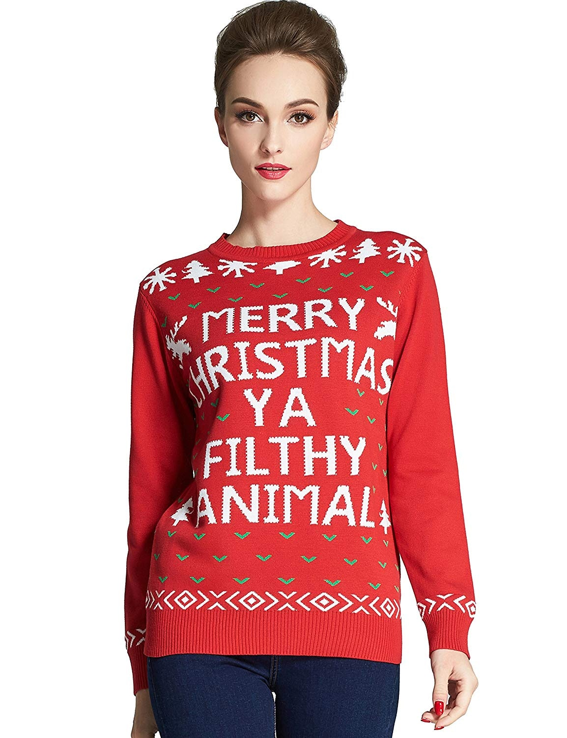 d75f4884f3 The 32 Best Ugly Christmas Sweaters