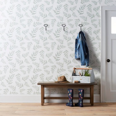 Wallpaper Fern Print - Hearth & Hand™ with Magnolia