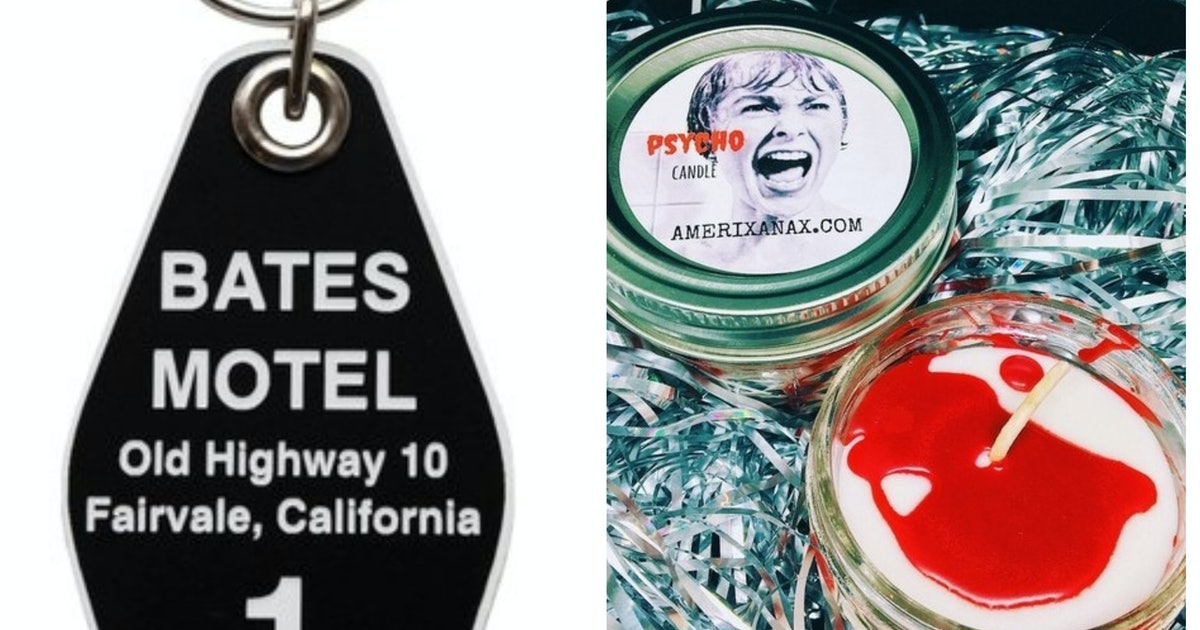 21 Products For People Who Are Obsessed With Scary Movies