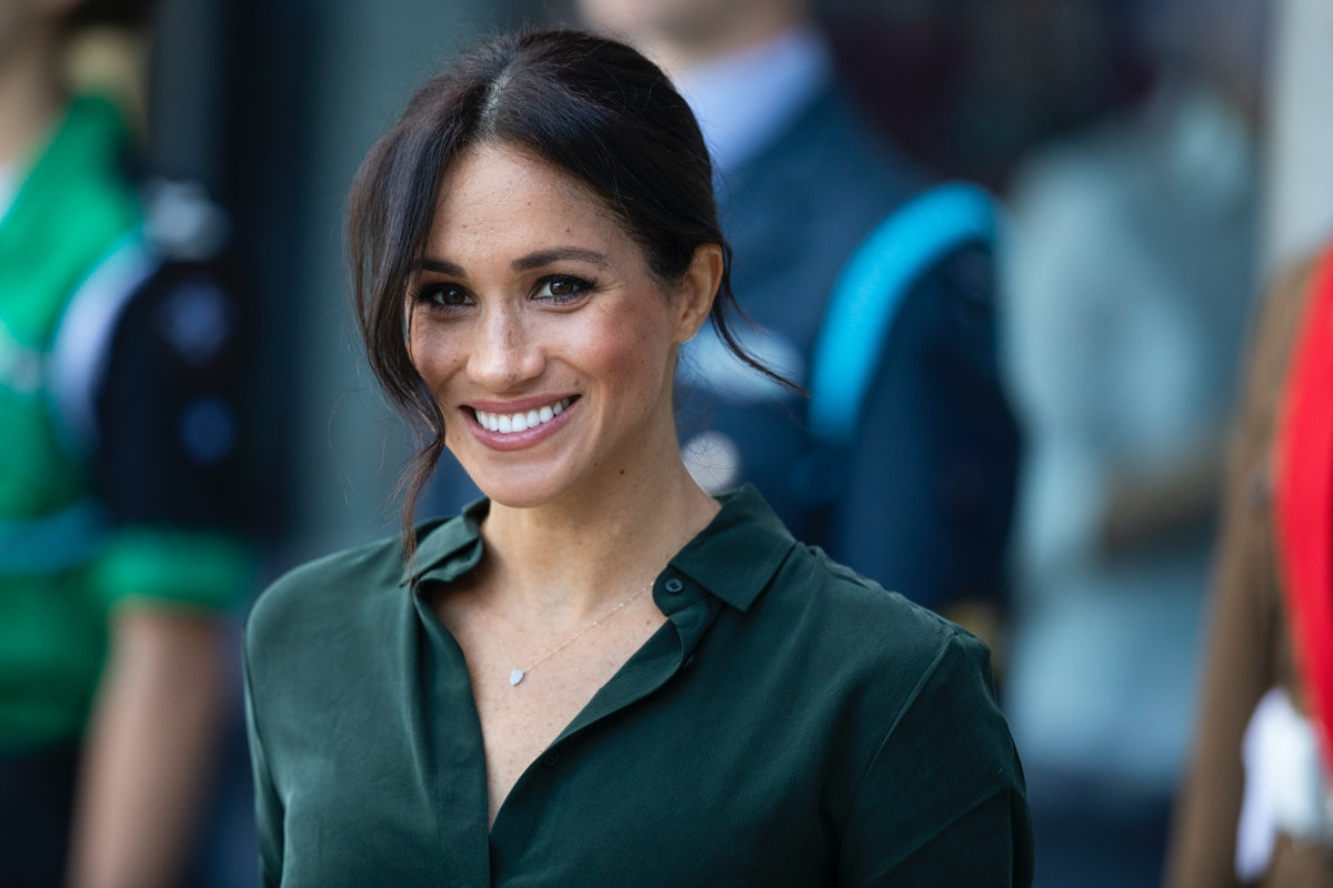 haircut that fits my meghan markle s glow isn t just from pregnancy 3731