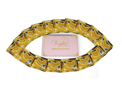 Vogue Effects 24k Gold Eye Mask (15 Pairs)