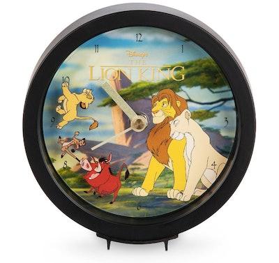 The Lion King Desk Clock