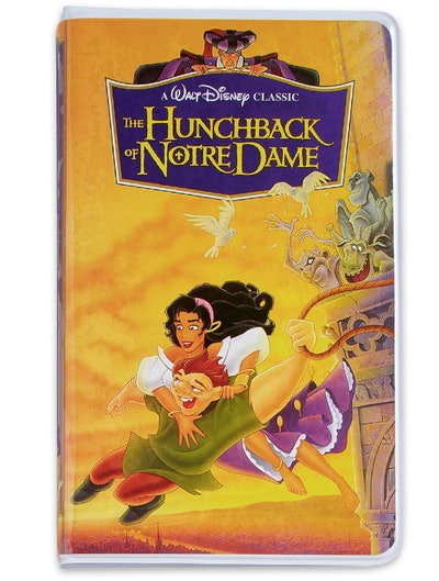 The Hunchback of Notre Dame ''VHS Case'' Journal