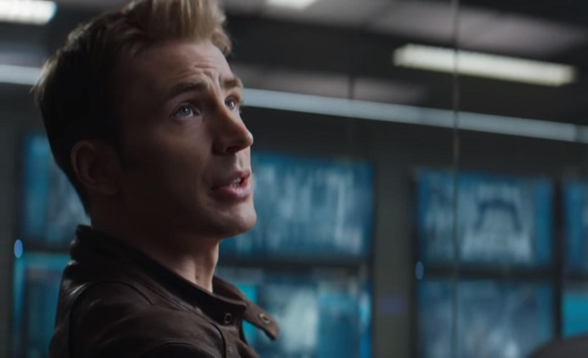 "Captain America's Last Filmed Line In 'Avengers 4' Is ""Really Stupid,"" According To Chris Evans"