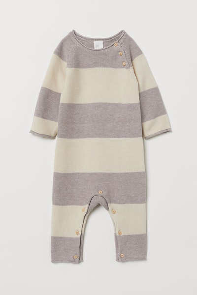 Fine- Knit Overall