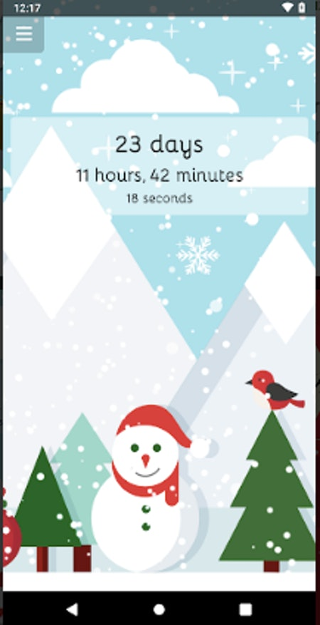 Christmas Countdown 2018 by Jupli