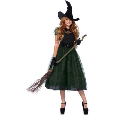 Leg Avenue Adult Darling Spellcaster 3-Piece Costume